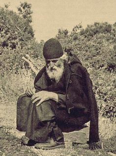 Старац Пајсије Светогорац