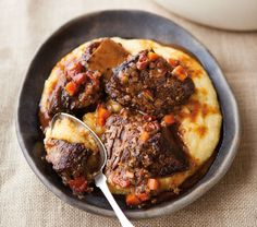 Meaty short ribs go well with the robust flavors of traditional Italian cooking, and slow cooking coaxes...