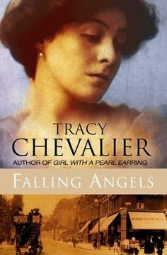'Falling Angels' by Tracy Chevalier.  So different from the Girl with the Pearl Earring, but a great read.  Gives insight into how the Victorians viewed death and the struggle women had to go through to get the vote.