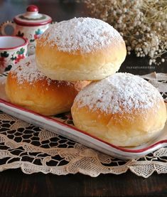 Cooking Chef, Cooking Time, Italian Desserts, Italian Recipes, Sweet Recipes, Cake Recipes, Bolos Low Carb, Croissant Recipe, Cocktail Desserts