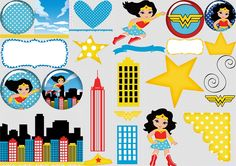 wonder-woman-pretty-clipart1.jpg 1.024×724 pixels