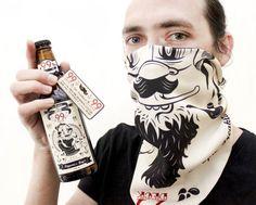 99 Deck- Hipster Craft Beer #packaging on Behance