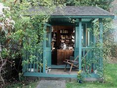 6 Ideas for an Outdoor Office