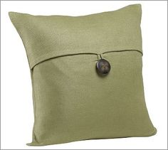 """Textured Pillow Cover, 18"""", Sprout #potterybarn  for living room, need 2 covers"""