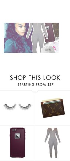 """Slay Trick Or You Get Eliminated"" by your-loving-anons ❤ liked on Polyvore featuring Louis Vuitton and LifeProof"