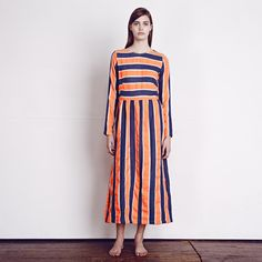 Design Crush: Ace and Jig — Straw and Gold Fall Dresses, Dresses For Work, Ace And Jig, Cool Style, My Style, Look At You, Fashion Sewing, Fall Trends, Colorful Fashion