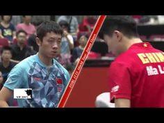 핑퐁코리아 2016 일본오픈탁구 준결승 마롱vs쉬신 MA Long XU Xin japan open semi final