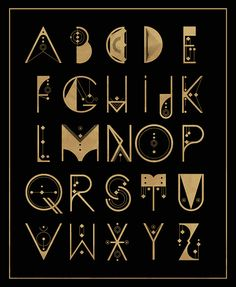ALQUIMIA Animated Font by Pavel Paratov & Luis Miguel Torres, via Behance