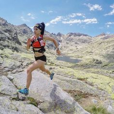 Power!  : @maiguaojeda -  Spain  #timetoplay #trailchix #runlikeagirl #getoutside #salomonrunning #runsteepgethigh  #ultrarunning #optoutside #fuelyourgoals #adventureproof #wearewildness #instarunners #strongwomen #outdoorwomen #seekthewild #alpinebabes #inspiringwomenrunners #runningterritory #womensrunningcommunity #nature #trailrunning #trailrunner #optoutside #trail #spain #trailrunningspain