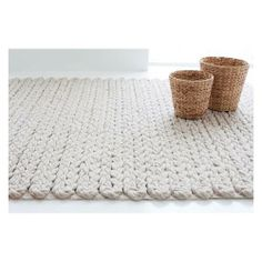 Gorgeous textures - Trenzas rugs...need an 8 x 10 for our living room