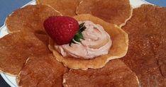 No me podía resistir a probar el sirope para pancakes que compré en iherb , con unas deliciosas y esponjosas tortitas. Estaban tan buena...