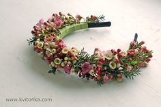 hair chain waxflower
