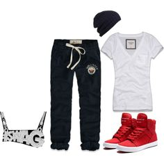 """Hip-Hop Outfit I Want."" by ilovepiink on Polyvore"