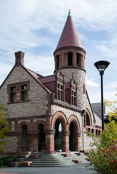 Austin Hall, Harvard Law School  DiscoverHarvard.com