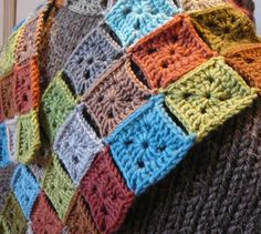 this would be a beautiful throw...love the color palette