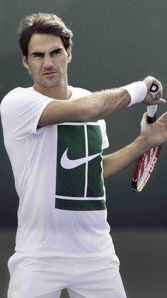 "RF Logo Roger Federer The Legend Tennis Player Fridge Magnet Size 2.5/"" x 3.5/"""