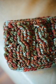 Ravelry: Autumnal Forest Cowl pattern by The Firefly Hook