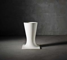 Low-density polyethylene LDPE garden pot / by Karim Rashid KRONIK  SERRALUNGA