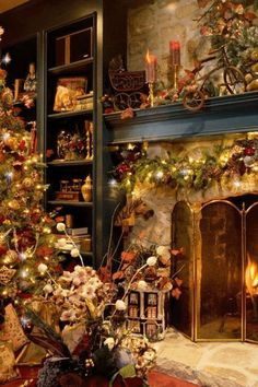 Christmas ~ A collection of CLICK ON THE PICTURE (gif) AN WATCH IT COME TO LIFE. ....♡♥♡♥♡♥Love★it .