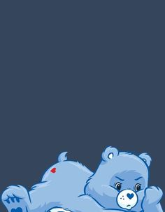 Cartoon Wallpaper Iphone, Bear Wallpaper, Iphone Background Wallpaper, Cute Disney Wallpaper, Cute Cartoon Wallpapers, Wallpaper Wallpapers, Iphone Wallpapers, Unicorn Pictures, Bear Pictures