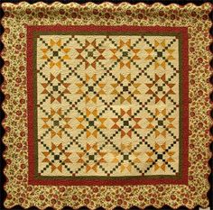 Oh, what an amazing Autumn quilt!