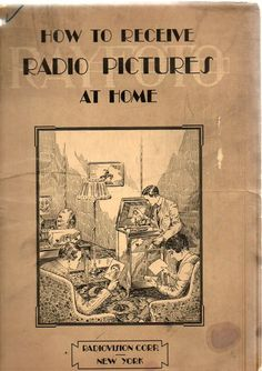 Watched anything good on your picture wireless lately ?    1928