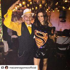 #macarenagomez Bella como siempre con superopederes en #ciudadcolonial #santodomingo  #yuhustore #barcelona #elborn // yuhustore.com  #picoftheday #photooftheday #instafashion #styles #lqsa #lqsa9 #lola #superman #superwoman #yuhugirlz #dress #longtees #fashion #style #quiero #ineed #iwant #platjadaro #girona #costabrava