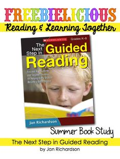 Guided Reading Book Study!