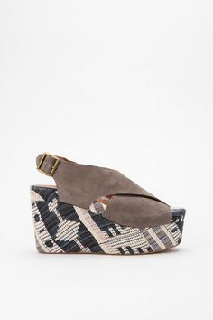Jeffrey Campbell Pisa Wedge