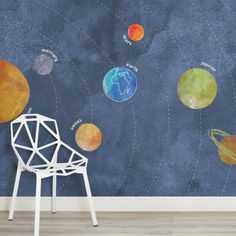 kids-solar-system-planets-nursery-square-wall-mural