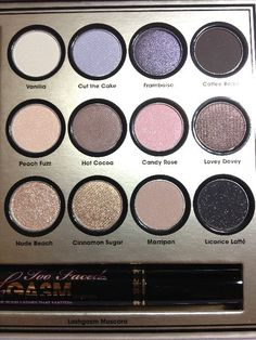 @Sarah Long Faced Cosmetics Holiday Collection Review! #beauty #crueltyfree
