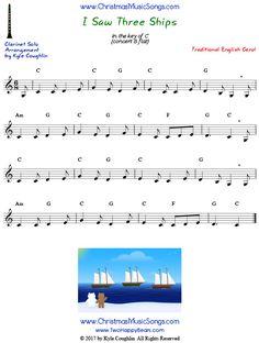 Clarinet Christmas 2021 19 Clarinet Sheet Music Ideas In 2021 Clarinet Sheet Music Clarinet Sheet Music