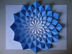 3D Geometric Mosaics - Artist Kota Hiratsuka Creates Dizzying Pieces (GALLERY)