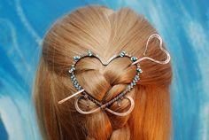 Hair Jewelry Hair Stick Bun Pin hair barrette hair clip hair brooch hair clip barrette hair slide ba