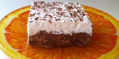 Λαχταριστό γλυκό ψυγείου με σοκολάτα και μπισκότα έτοιμο σε 15΄ Low Calorie Cake, Sweet Recipes, Tiramisu, Cheesecake, Food And Drink, Ice Cream, Pudding, Sweets, Cookies