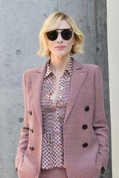 Cate Blanchett's Chin-Grazing Bob