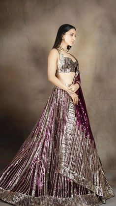 Wedding Saree Blouse, Wedding Dress, Sofia Coppola, Lehenga Designs, Indian Attire, Indian Outfits, Indian Wear, Sabyasachi Lehenga Bridal, Ghagra Choli
