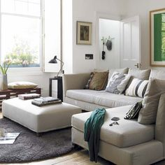 Living room | Cosmpolitan Victorian terrace house tour | housetohome.co.uk