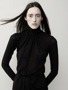 BRANDMAIR Models, High Neck Dress, Turtle Neck, Muse, Sweaters, Photography, Dresses, Fashion, Woman