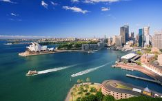 I will go to Sydney, Australia.