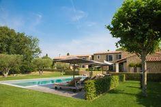 Les deux soeurs, maison à louer à Gordes dans le Luberon avec piscine chauffée | MHD