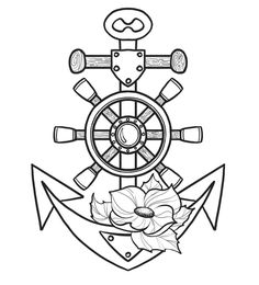 Anchor, Illustrator, Drawings, Character, Men, Instagram, Illustrators, Sketch, Anchor Bolt