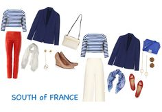 What I will wear to South of France