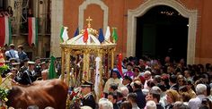 """""""The festival of Saint Efisio"""" held in Cagliari each year the first of May: http://www.carrentalinsardinia.com/blog/the-festival-of-saint-efisio/"""