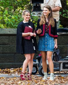Hilary Duff and Sutton Foster take a stroll on the set of Younger in NYC. New episodes Wednesdays at 10/9C on TV Land. Click to discover full episodes.