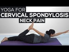 Cervical Spondylosis Stretches & Exercises - Ask Doctor Jo - YouTube