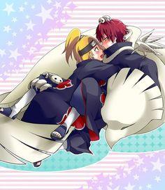 Naruto and Sasuke eternal love Akatsuki, Sasunaru, Naruto Shippuden, Boruto, Wattpad, Fanfiction, Otaku, Naruto Images, Eternal Love