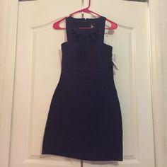 Dark blue mini dress in Orlando |$22