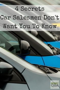 As a car buyer, you are typically at a significant disadvantage when it comes to understanding the process and how the car dealership earns money. When you purchase items at the grocery store or most other retailers, you understand at the buyer how the st