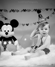 Mickey Mouse Birthday  #kendadavisphotographybirthdayshoot #happybirthday #kendadavisphotography